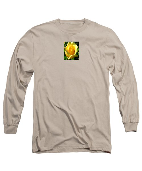 A Rose For My Friend Long Sleeve T-Shirt by Janice Westerberg