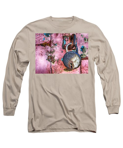 A Rough Ride Long Sleeve T-Shirt