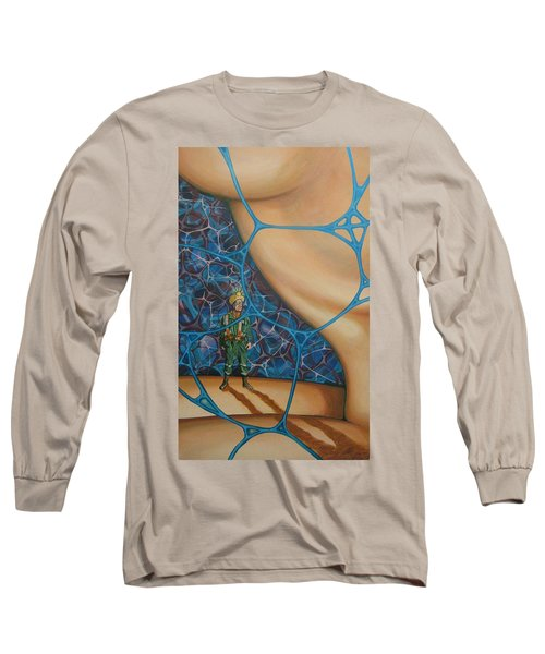 A Spelunkers Search For Life Long Sleeve T-Shirt