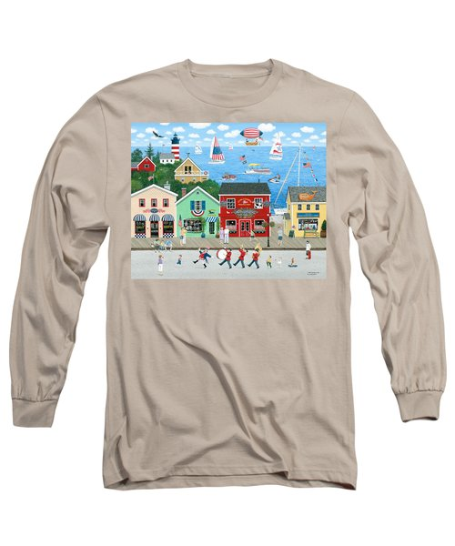 A Star Spangled Day   Long Sleeve T-Shirt