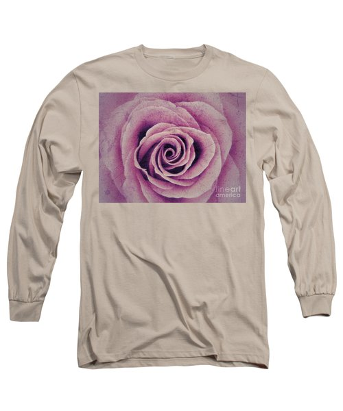 A Sugared Rose Long Sleeve T-Shirt