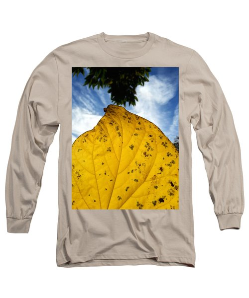 A Touch Of God Long Sleeve T-Shirt
