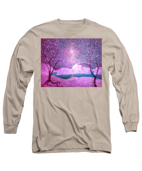 A Touch Of Love Long Sleeve T-Shirt