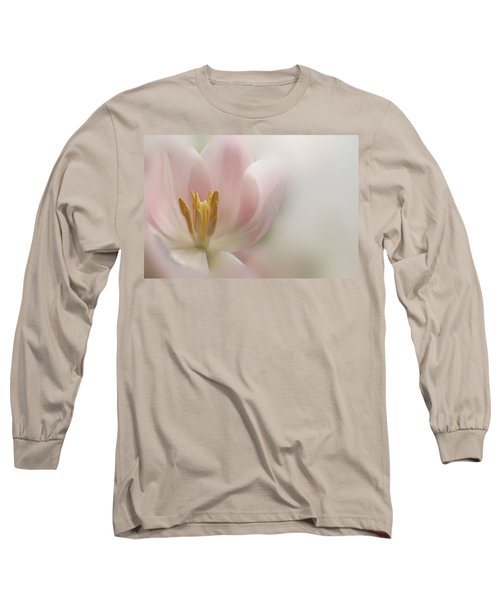 A Touch Of Pink Long Sleeve T-Shirt