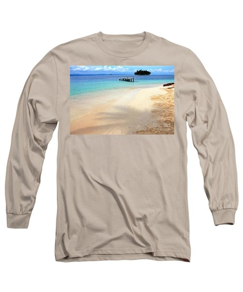Abandoned Long Sleeve T-Shirt by Bob Hislop