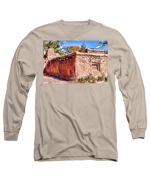 Abandoned Long Sleeve T-Shirt