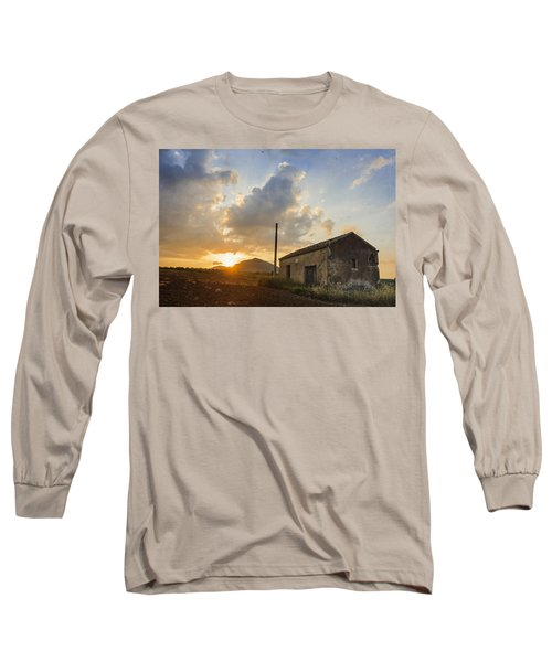 Abandoned Warehouse Long Sleeve T-Shirt
