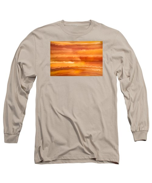 Abstract 14 Long Sleeve T-Shirt