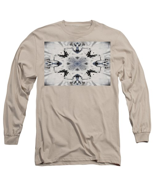 Abstract Graffiti 16 Long Sleeve T-Shirt