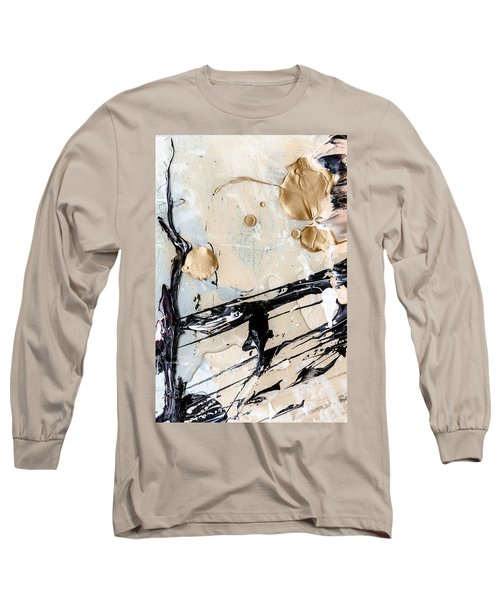 Abstract Original Painting Untitled Twelve Long Sleeve T-Shirt