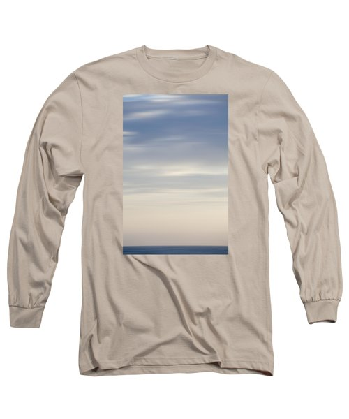 Abstract Seascape No. 03 Long Sleeve T-Shirt