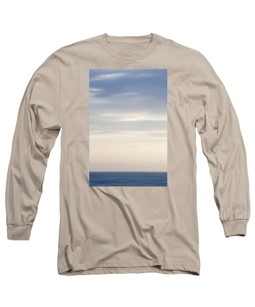 Abstract Seascape No. 05 Long Sleeve T-Shirt