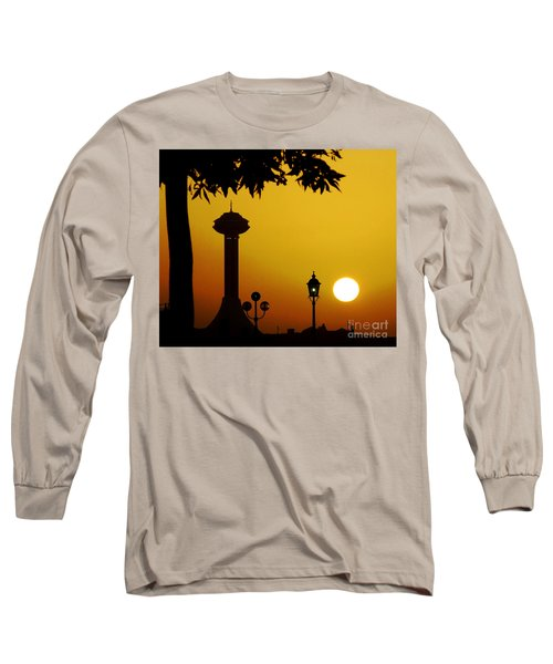 Long Sleeve T-Shirt featuring the photograph Abu Dhabi by Andrea Anderegg
