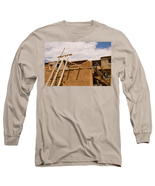 Acoma Building Long Sleeve T-Shirt