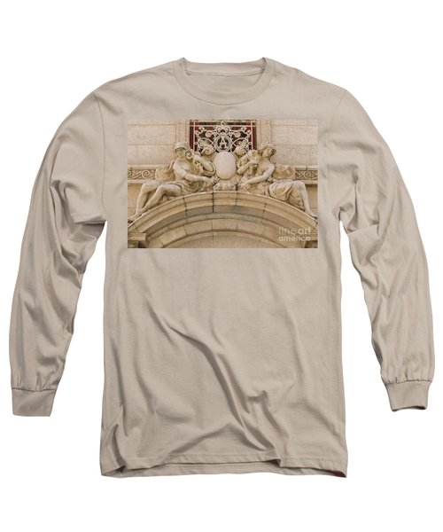 Long Sleeve T-Shirt featuring the photograph Adolphus Hotel - Dallas #5 by Robert ONeil