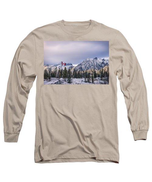 Ageless Northern Spirit Long Sleeve T-Shirt
