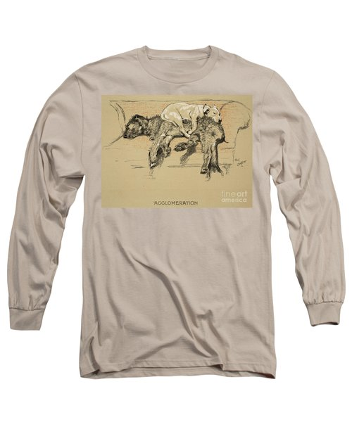 Agglomeration Long Sleeve T-Shirt