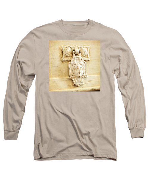 Aging Gracefully Long Sleeve T-Shirt by Caitlyn  Grasso