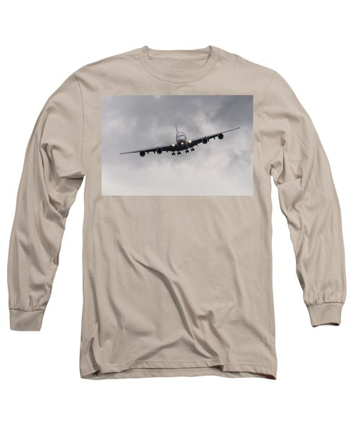 Airbus A380 Long Sleeve T-Shirt