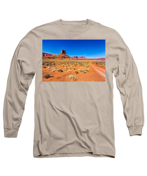 Airport Tower I Long Sleeve T-Shirt