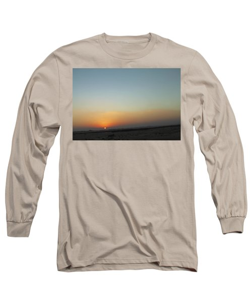 Al Ain Desert 2 Long Sleeve T-Shirt