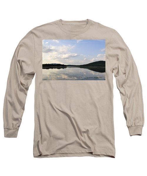 Alabama Mountains Long Sleeve T-Shirt by Verana Stark