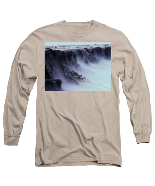 Alien Landscape The Aftermath Part 2 Long Sleeve T-Shirt