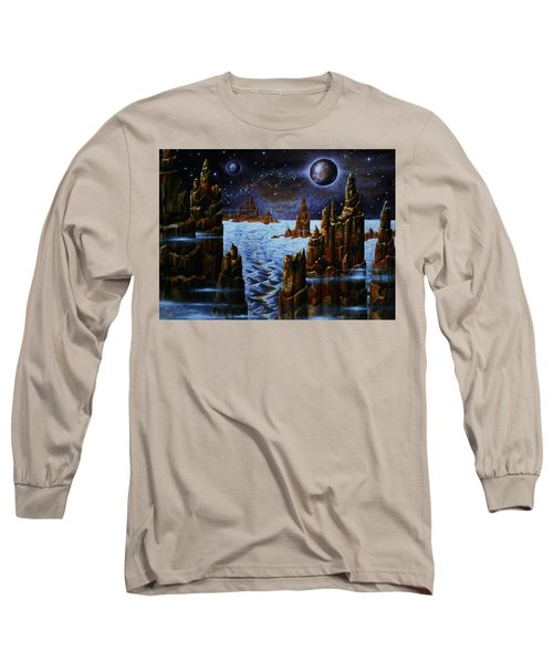 Ice Planet  Long Sleeve T-Shirt