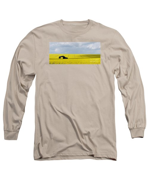 All Across The Land 7 Long Sleeve T-Shirt by Wendy Wilton