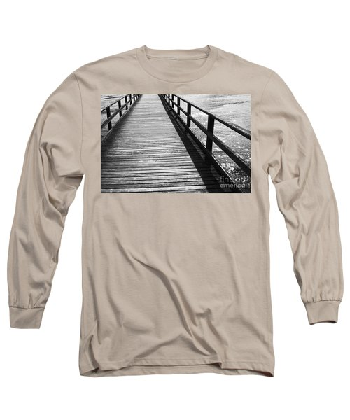 All That Glitters... Long Sleeve T-Shirt by Andy Prendy