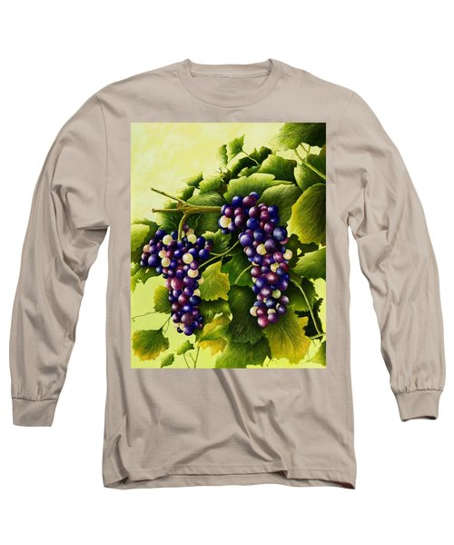 Almost Harvest Time Long Sleeve T-Shirt