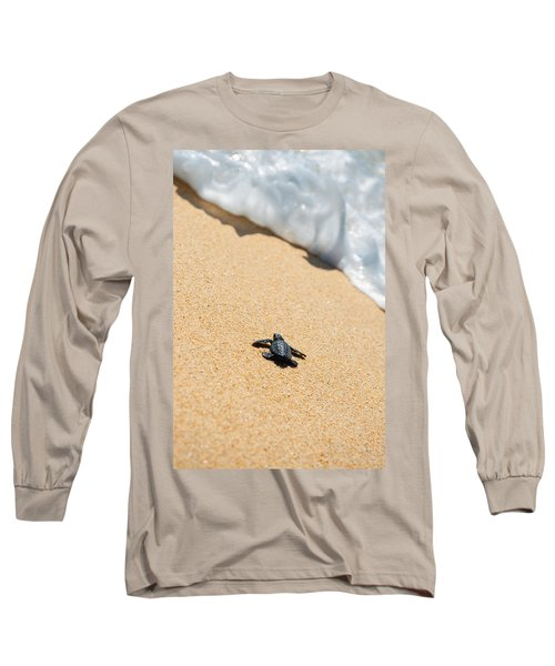 Almost Home Long Sleeve T-Shirt by Sebastian Musial