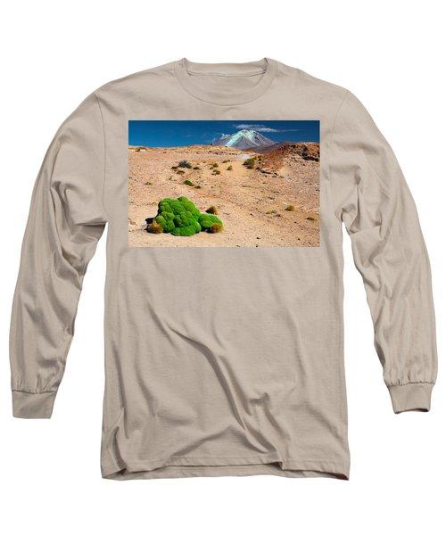Altiplano Landscape Long Sleeve T-Shirt
