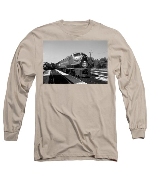Amazing Trainyard Long Sleeve T-Shirt