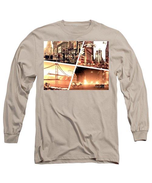 America Reloaded Long Sleeve T-Shirt