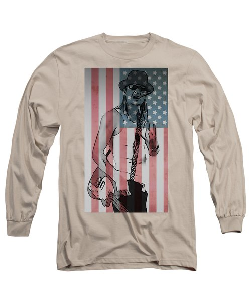 American Badass Long Sleeve T-Shirt
