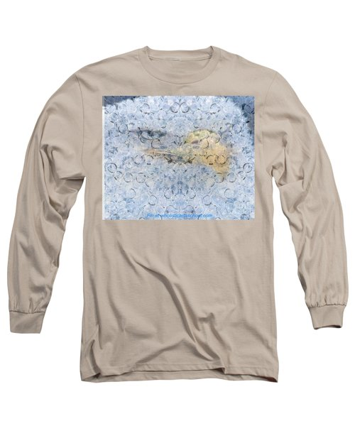 American Eagle Art Long Sleeve T-Shirt by PainterArtist FIN
