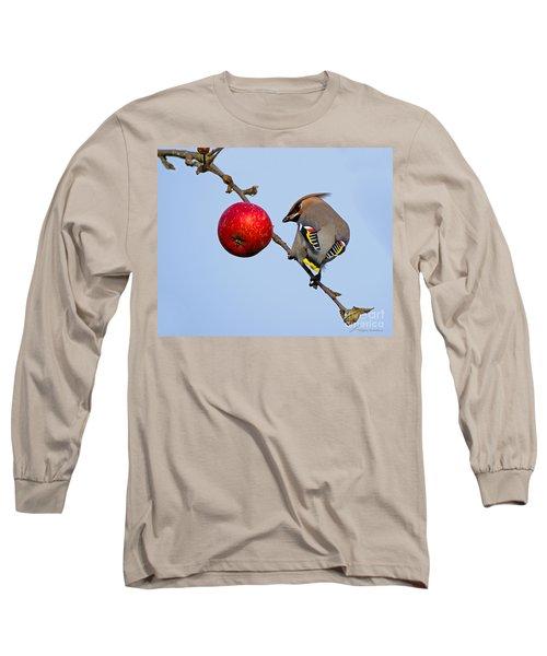 An Apple A Day... Long Sleeve T-Shirt
