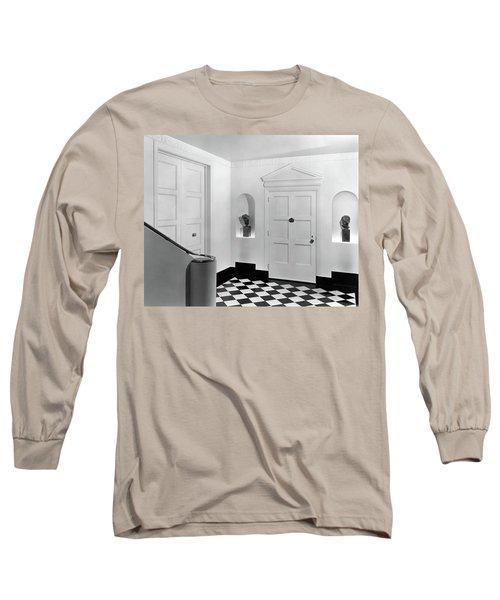 An Entrance Hall Long Sleeve T-Shirt