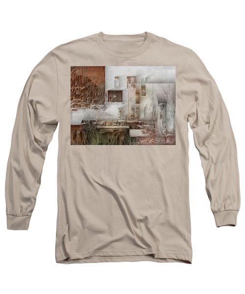 Ancient City 1 Long Sleeve T-Shirt