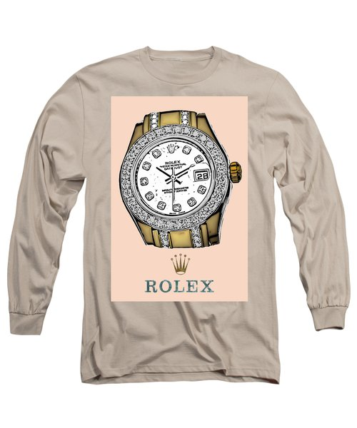Andy's One Rolex Dream Long Sleeve T-Shirt