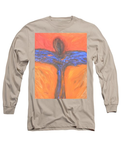 Angel Impression 1 Long Sleeve T-Shirt