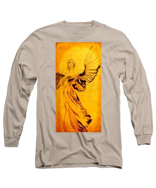 Angel Of The Horizon II Long Sleeve T-Shirt