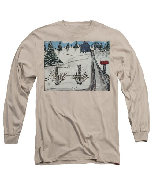 Anna Koss Farm Long Sleeve T-Shirt