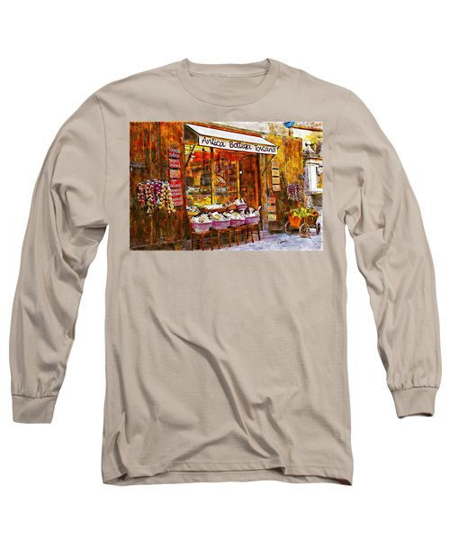 Antica Bottega Toscana Long Sleeve T-Shirt