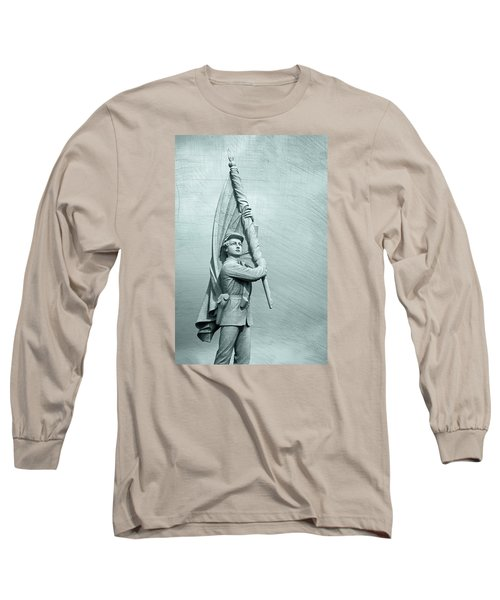 Antietam Civil War Monument Long Sleeve T-Shirt