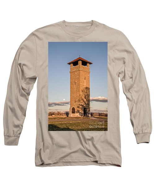 Antietam's Stone Tower Long Sleeve T-Shirt