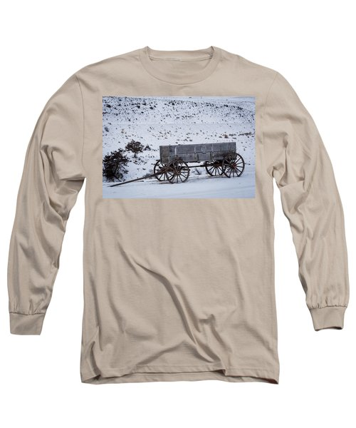Antique Wagon Long Sleeve T-Shirt