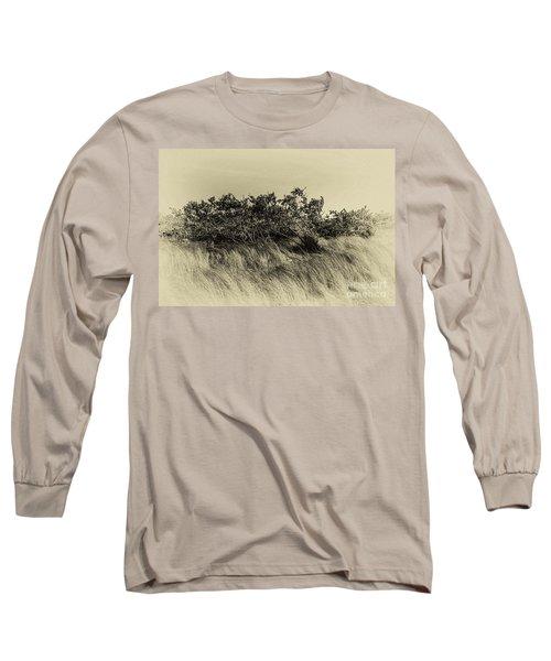 Apollo Beach Grass Long Sleeve T-Shirt