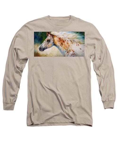 Appaloosa Spirit 3618 Long Sleeve T-Shirt